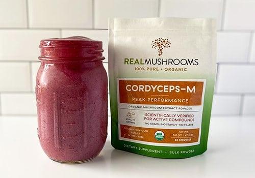 Cordyceps Stimulant Free Pre-Workout