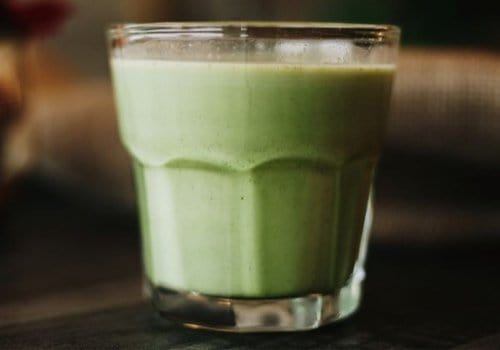 Stimulant-Free Pre-Workout Smoothie with Creatine