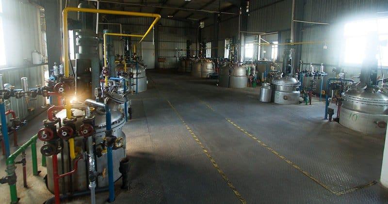 Mycelium Liquid Fermentation Facility