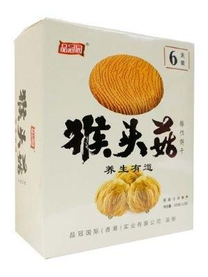 Lion's Mane Cookies - Digestive
