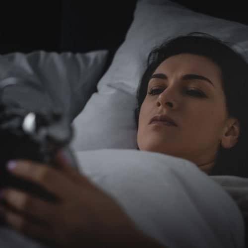 fall health tips - insomnia