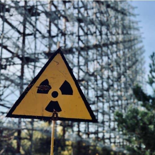 Fungi can eat radiation